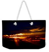 Small Roll Tide In The Distance Weekender Tote Bag