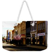 Small Town 2 Weekender Tote Bag