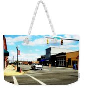 Small Town 3 Weekender Tote Bag