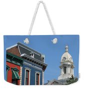 Small Town America Weekender Tote Bag