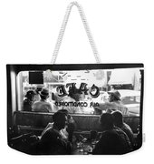 Small Town Cafe, 1941 Weekender Tote Bag