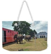Small Town Fair Weekender Tote Bag