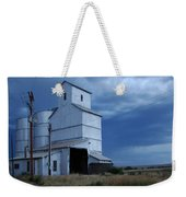 Small Town Hot Night Big Storm Weekender Tote Bag