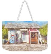 Small Town Pit Stop  Weekender Tote Bag