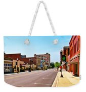Small Town Weekender Tote Bag