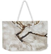 Small Tree In Late Autumn Weekender Tote Bag