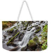 Small Waterfalls In Marlay Park Weekender Tote Bag