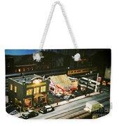 Small World Weekender Tote Bag