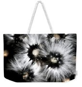Small Worlds Weekender Tote Bag