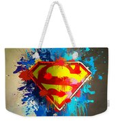 Smallville Weekender Tote Bag by Anthony Mwangi