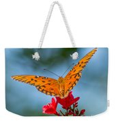 Smell The Flowers Weekender Tote Bag