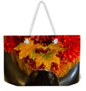 Smelling The Roses Or Something Like That Weekender Tote Bag