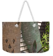 Smiley Tree Weekender Tote Bag