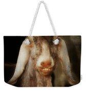 Smiling Egyptian Goat I Weekender Tote Bag