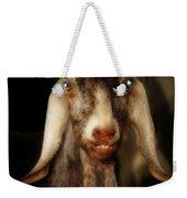 Smiling Egyptian Goat II Weekender Tote Bag