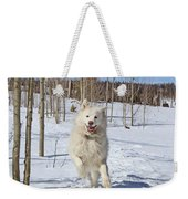 Smiling From Ear To Ear Weekender Tote Bag