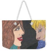 Smiling Princesses Weekender Tote Bag