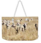 Smiling Sheep Weekender Tote Bag