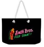 Smith Bros. Fish Shanty Weekender Tote Bag
