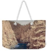 Smith River Forest Canyon Weekender Tote Bag