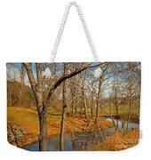 Smith River Virginia Weekender Tote Bag