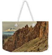 Smith Rock And Cascades Weekender Tote Bag