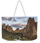 Smith Rock Weekender Tote Bag