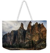 Smith Rock State Park 3 Weekender Tote Bag