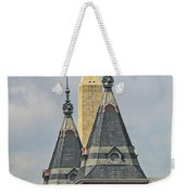 Smithsonian Towers Weekender Tote Bag