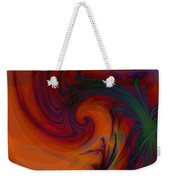 Smoke And Feathers Weekender Tote Bag