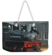 Smoke And Fog Weekender Tote Bag