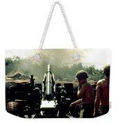 Smoke And Noise Weekender Tote Bag