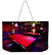 Smoke And Pool Weekender Tote Bag