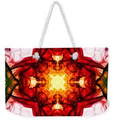 Smoke Art 104 Weekender Tote Bag