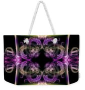 Smoke Art 34 Weekender Tote Bag