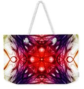 Smoke Art 91 Weekender Tote Bag