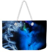 Smoke Gets In Your Eyes Weekender Tote Bag