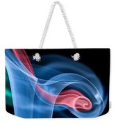 Smoke Trails Weekender Tote Bag