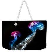 Smoked Jellyfish Weekender Tote Bag