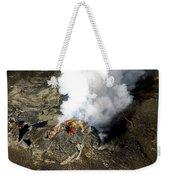 Smoker Weekender Tote Bag