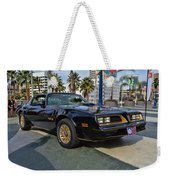 Smokey And The Bandit Weekender Tote Bag