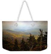 Smokey Mountain High Weekender Tote Bag
