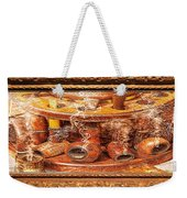 Smokin Pipes Weekender Tote Bag