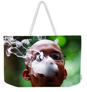 Smokin Puffs Weekender Tote Bag