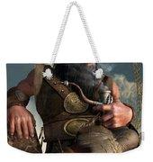Smoking Dwarf Weekender Tote Bag