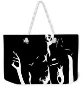 Smoking Nude Weekender Tote Bag