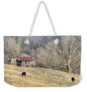 Smoky Mountain Barn 3 Weekender Tote Bag