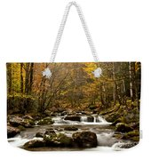 Smoky Mountain Gold II Weekender Tote Bag