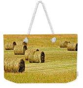 Smoky Mountain Hay Weekender Tote Bag