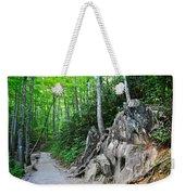 Smoky Mountain Hike Weekender Tote Bag